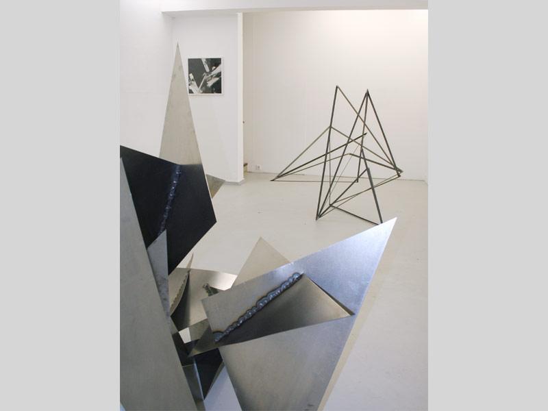 After Dark // Ausstellungsansicht / Galerie Oel-Früh / Hamburg / 2010