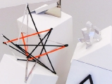 Objekte // Holz / Acrylglas / Spiegel / Aluminium / 2010