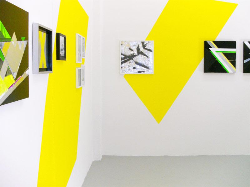 Sandra Poppe - Open Studio // Ausstellungsansicht / 2010