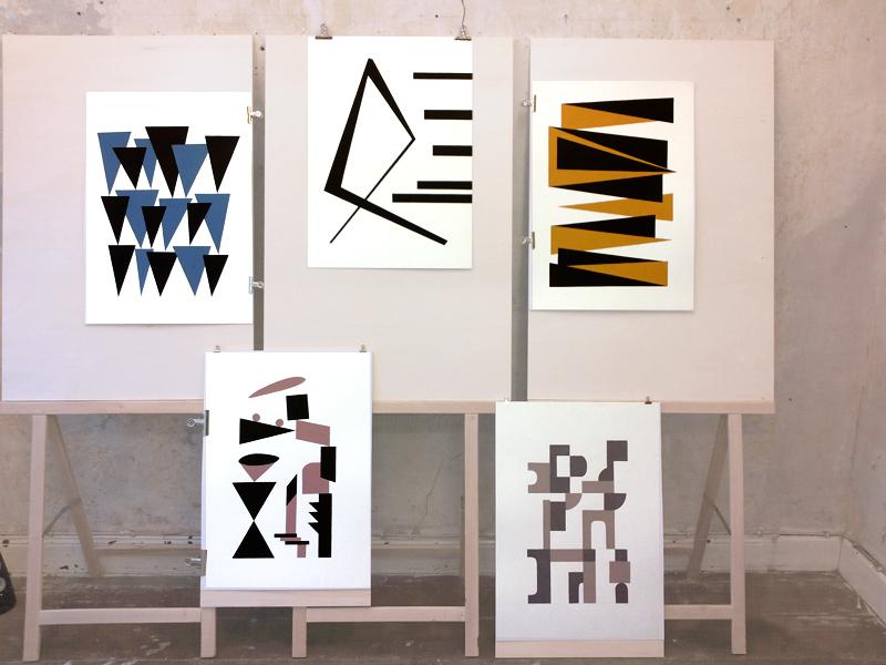 Sandra Poppe - INSTALLATION DEAL /  Gallery Speckstrasse /  Hamburg / 2013